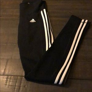 Adidas leggings.